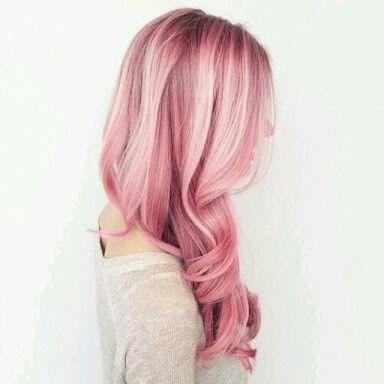 Pinkie redie colour