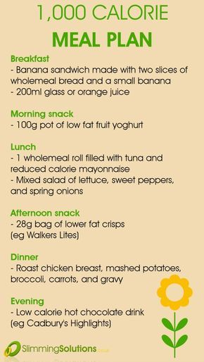 1000 Calorie Diet Plan is a eating plan where you can only have 1000  calories in one particular day but it is ideal for petite women with  shorter frames and ...