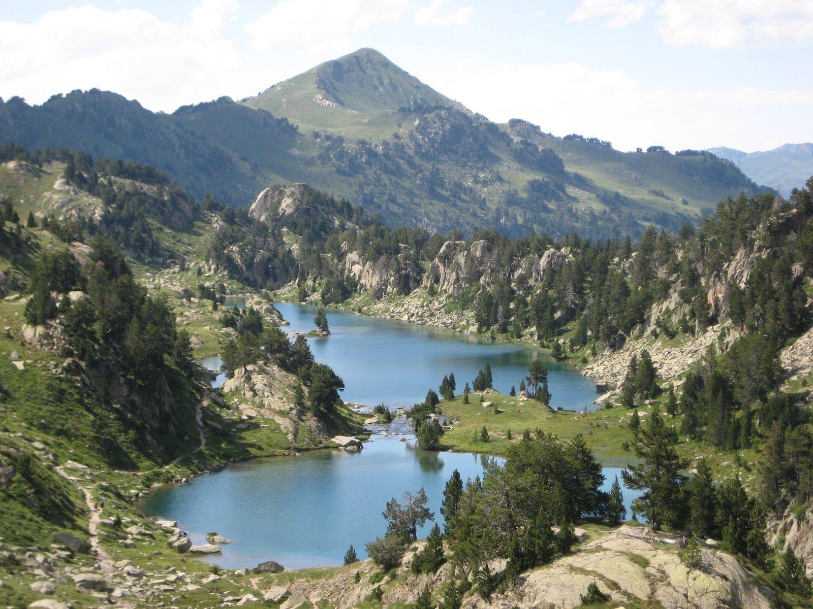 Valle de aran espa a landscape nature paisajes y - Inmobiliarias valle de aran ...