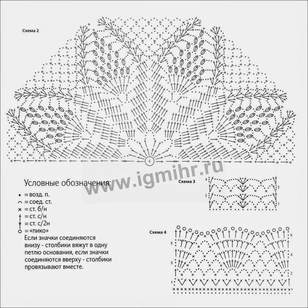 CARAMELO DE CROCHET: bolero   Crochet circle jackets   Pinterest ...