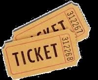 Otl Atlanta The Comp Ticket Underground Raffle Basket Raffle Tickets Raffle