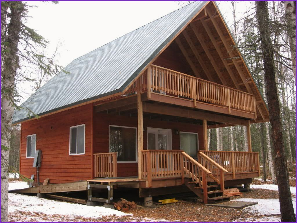 Awesome 24x24 Cabin Plans Cabin Plans With Loft Cabin Loft Small Cabin Plans