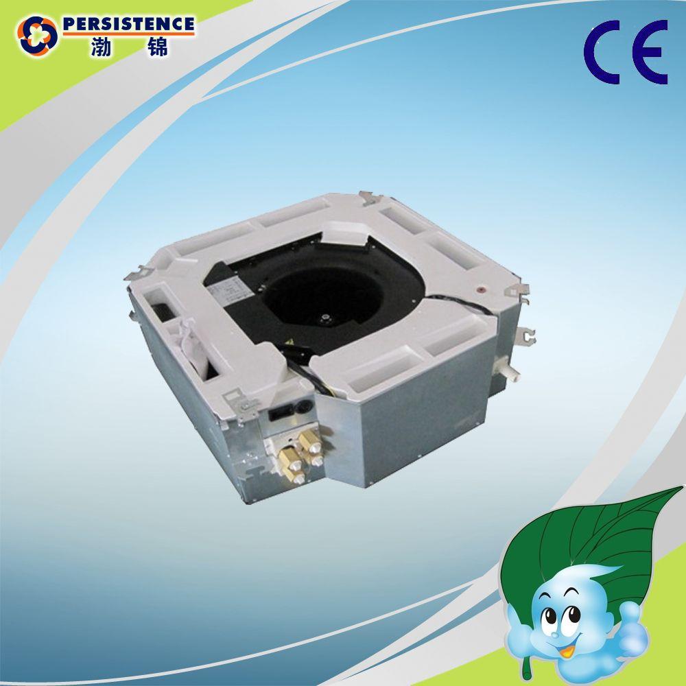 Nature Drainage Cassette Fan Coil Unit 1 Air Volume M3 H 340 2380 2 Cooling Capacity 1 8 14 4kw 3 Ac Motor Stand Fan Coil Unit Graphic Card Cassette