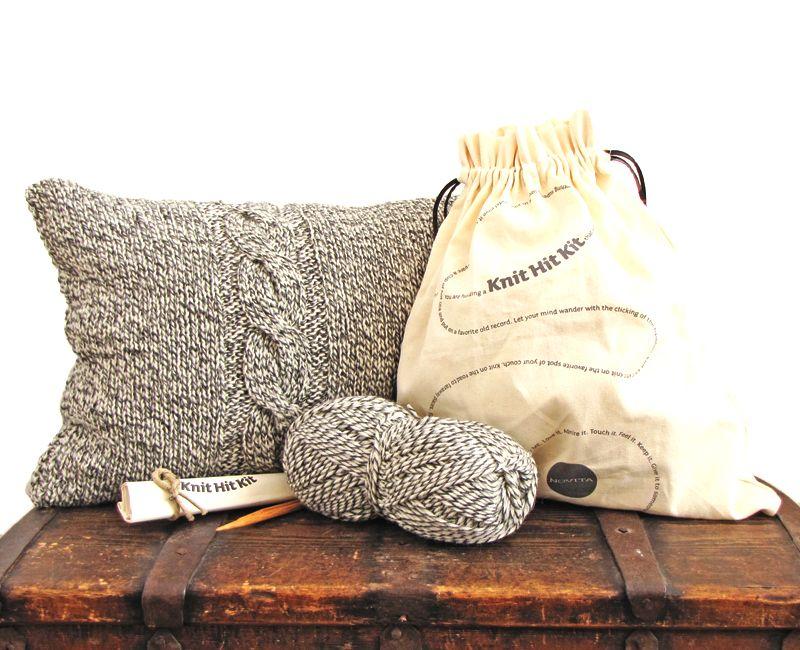 Knithitkit: Vinkkinurkka, Nostalgia-tyyny