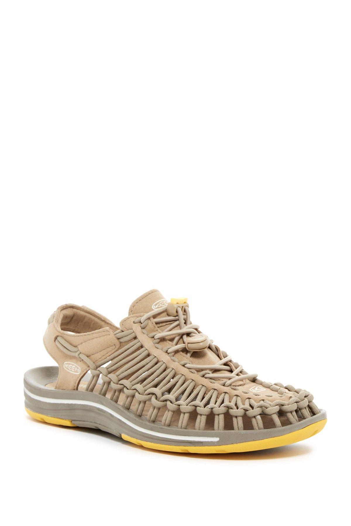 Uneek 3C Woven Cord Sandal