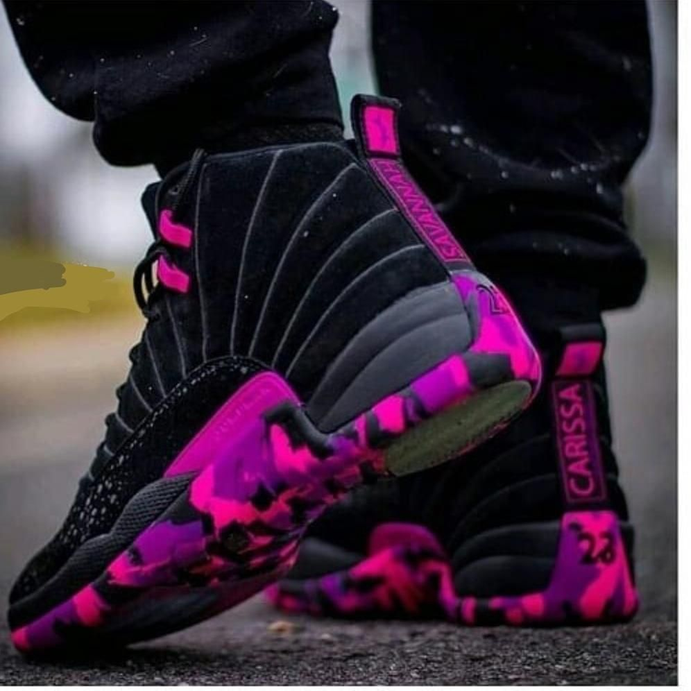 Retro 12 Carissa | Jordan shoes girls
