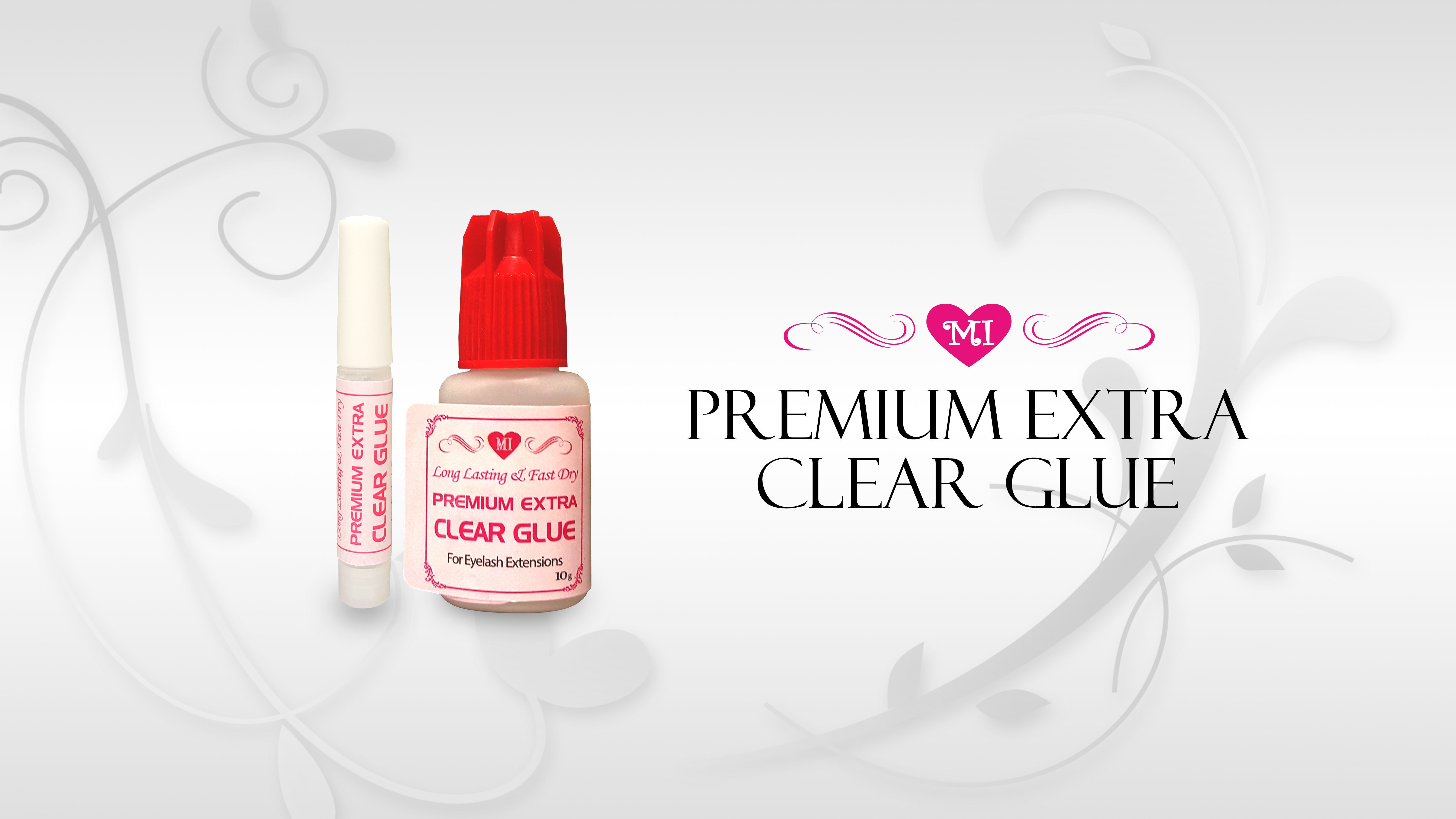 The Strongest Eyelash Extension Glue On The Market Ultra Strong
