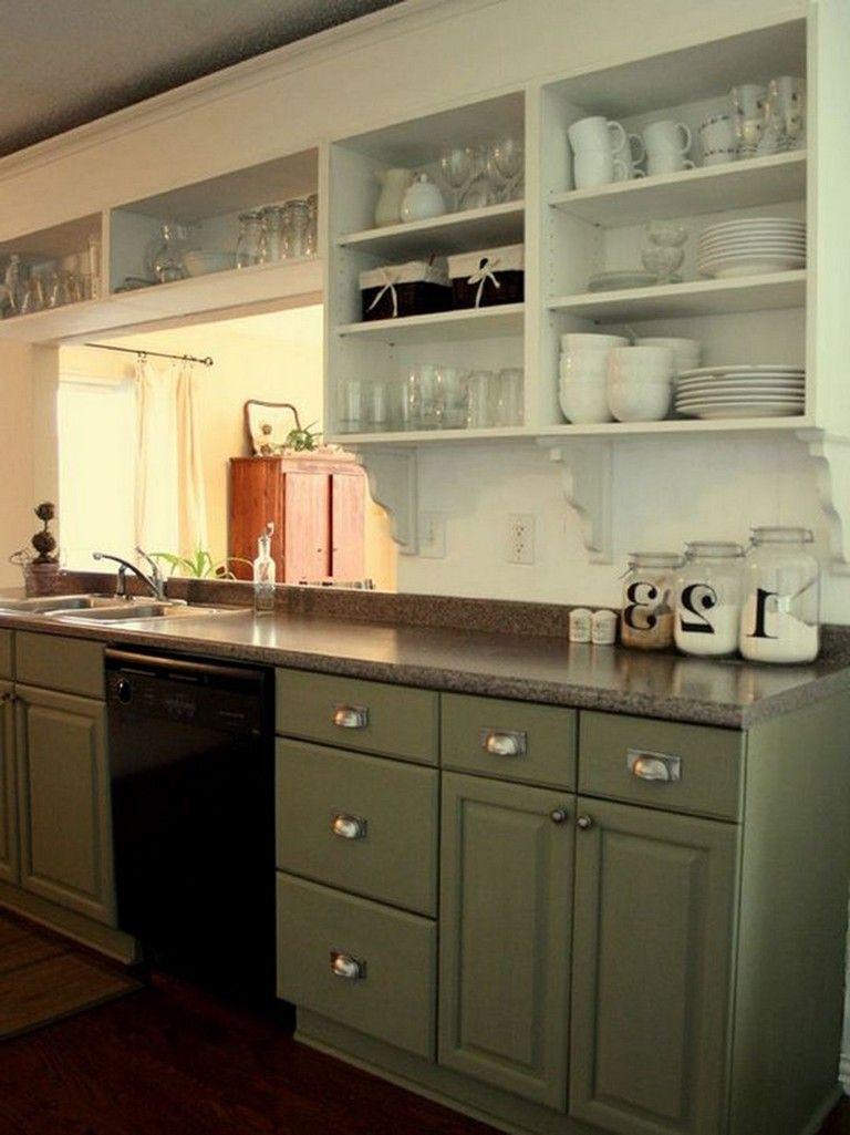 9+ Best Open Upper Kitchen Cabinets Design Ideas For Inspiration ...