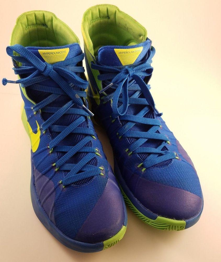 new styles 9fff3 e7c40 Nike Hyperdunk 2015 Sprite Colorway Soar Volt-Green Strike Style Code  749561 7.5  Nike  BasketballShoes