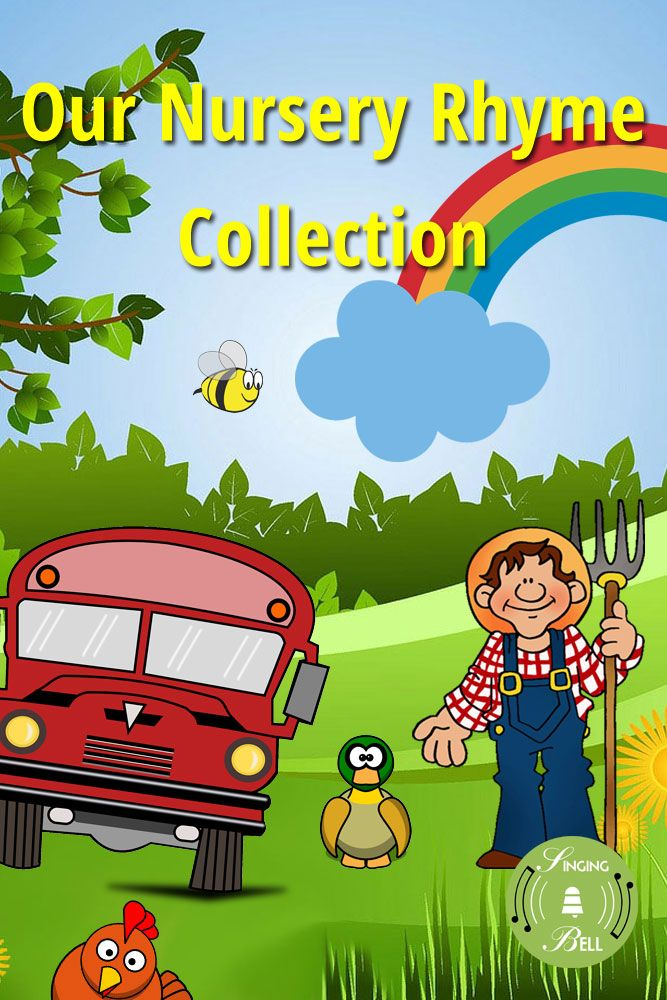 Nursery Rhyme Collection Singing Bell Click To A Free Mp3 More