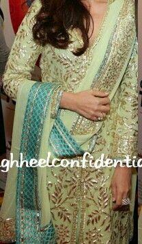 57001e8e55 Gota patti beautiful work | Suits lehengas sarees | Indian designer ...
