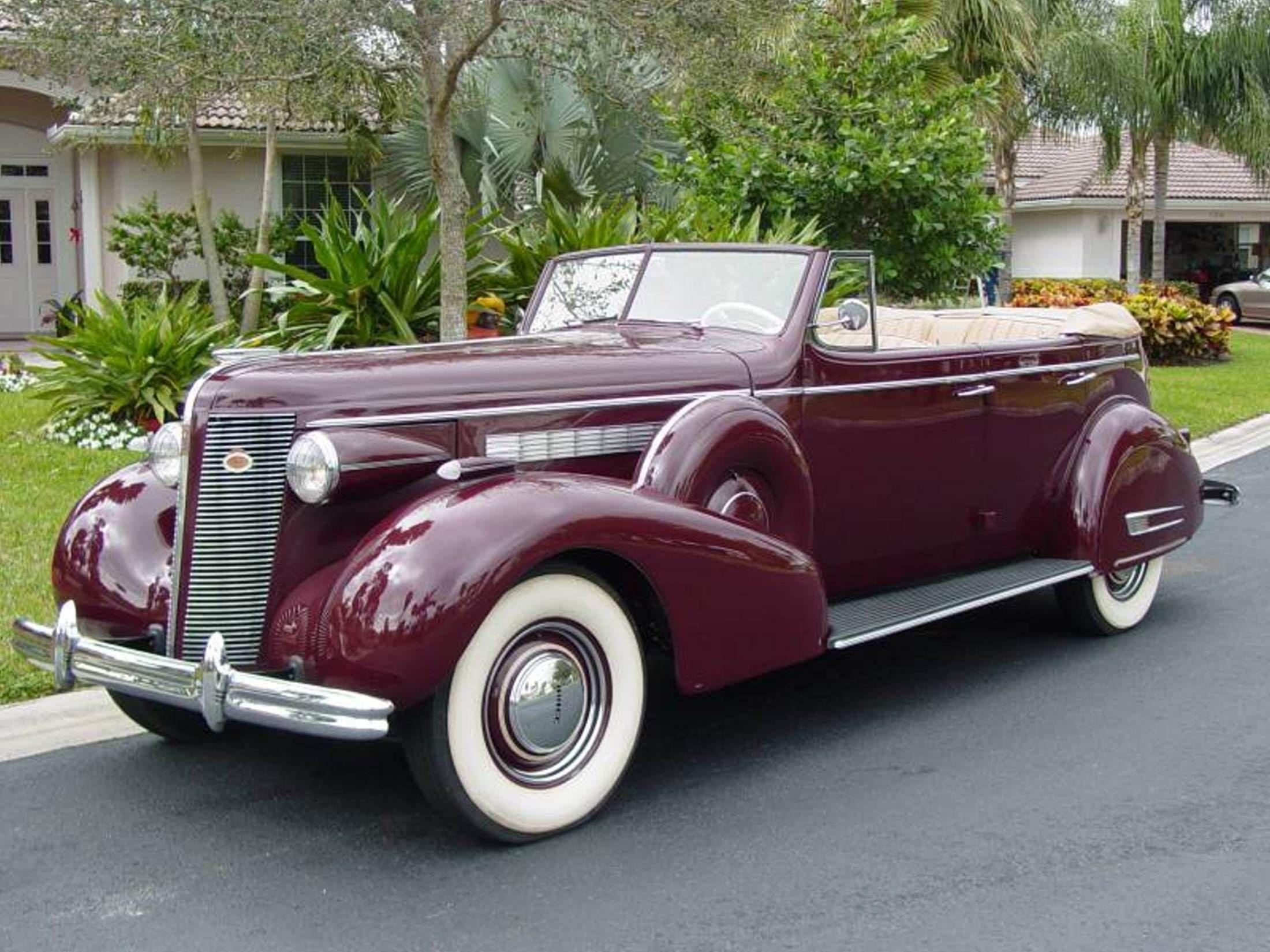 1937 Buick Roadmaster - (Buick Motor Car Company, Flint, Michigan ...