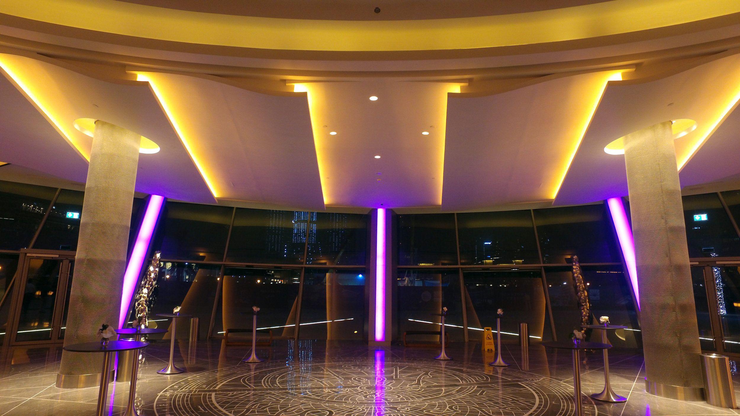 Dubai opera lighting design: neolight global dubai opera