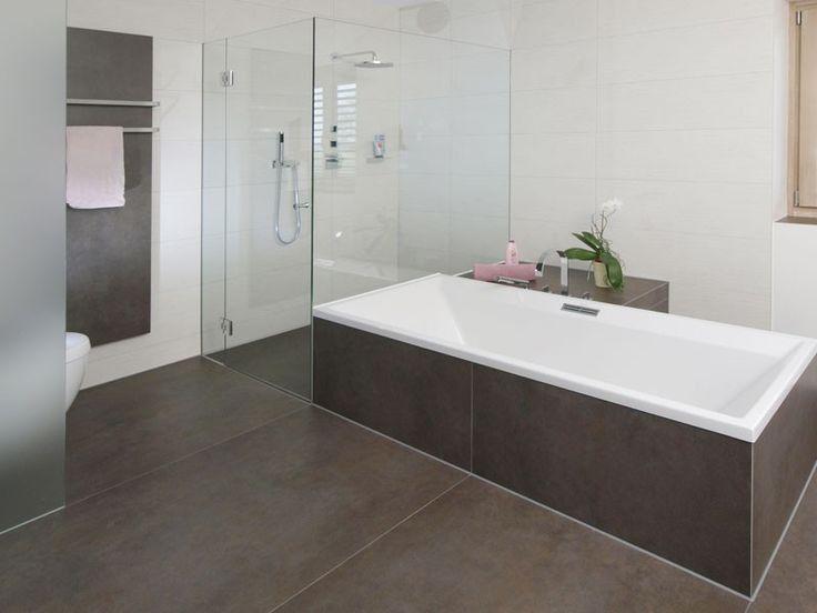 Fliesen Badezimmer Beispiele Kreativ On In Bezug Auf Ideen Braun