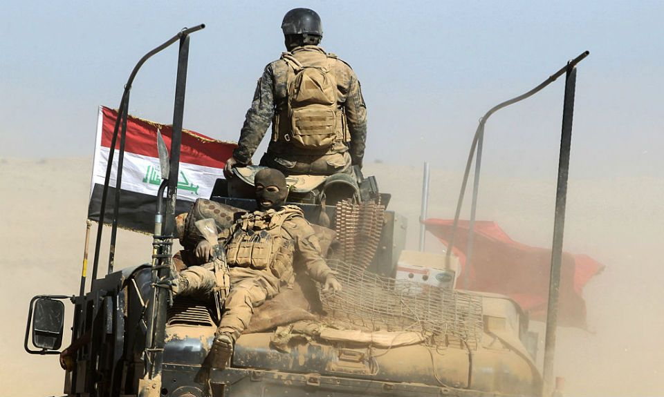 America Must Prevent Iraq From Falling Apart Again