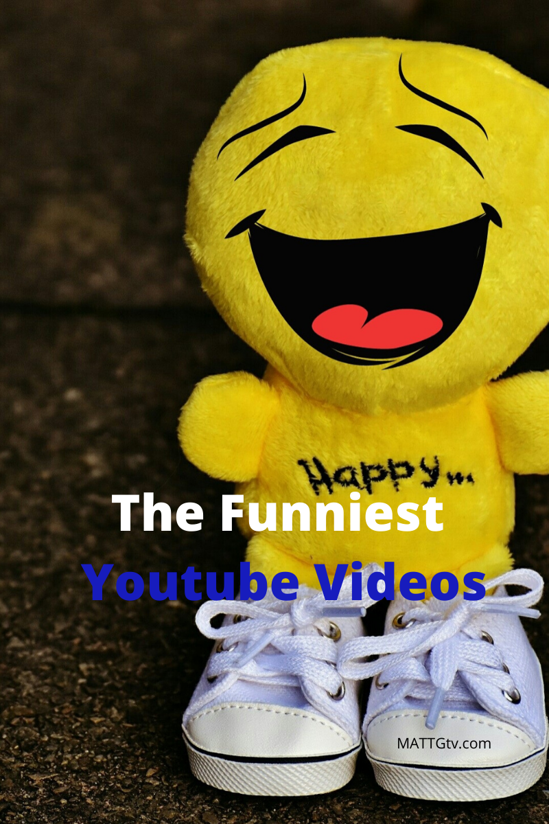 funniest youtube videosIf you enjoy laughing...... and who