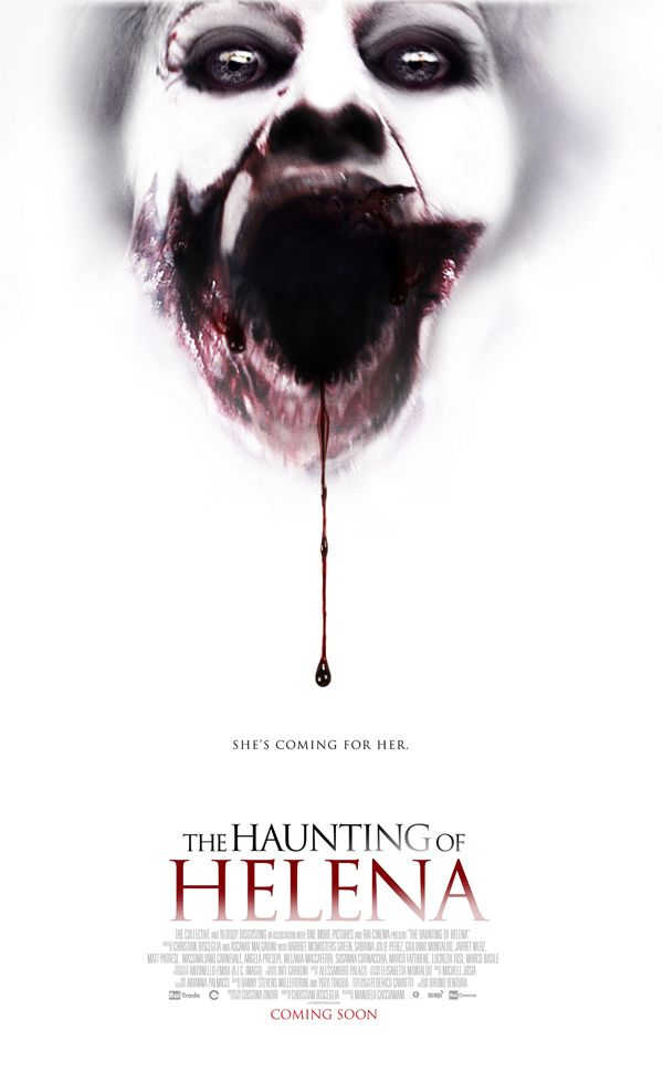 Witness The Haunting of Helena This June