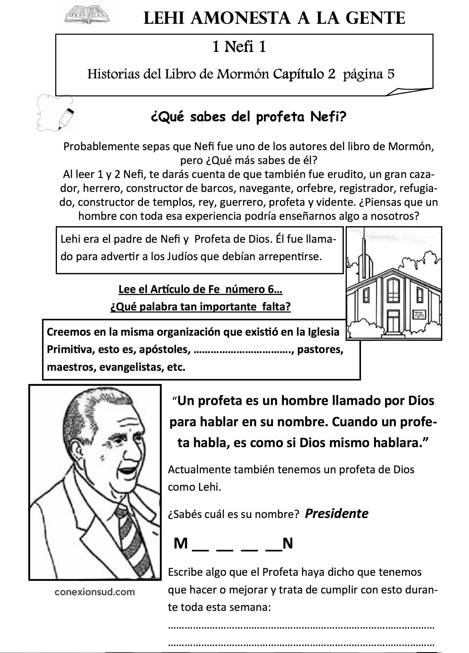 Los profetas son llamados por Dios | Pinterest | El profeta ...
