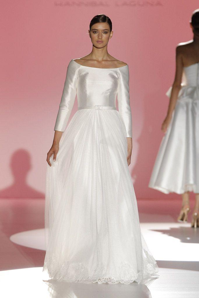 hannibal laguna | weding dress / vestidos de novia | pinterest