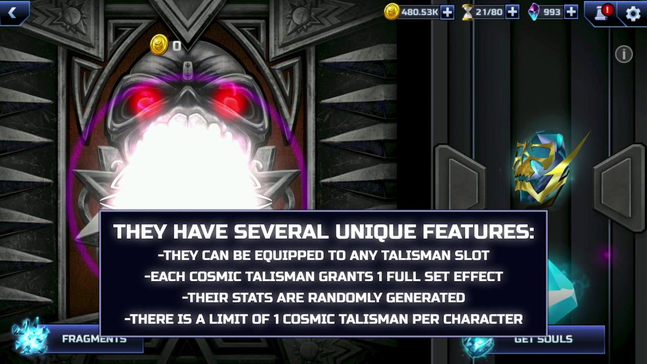 The talisman of legacy beast Iron Maiden: