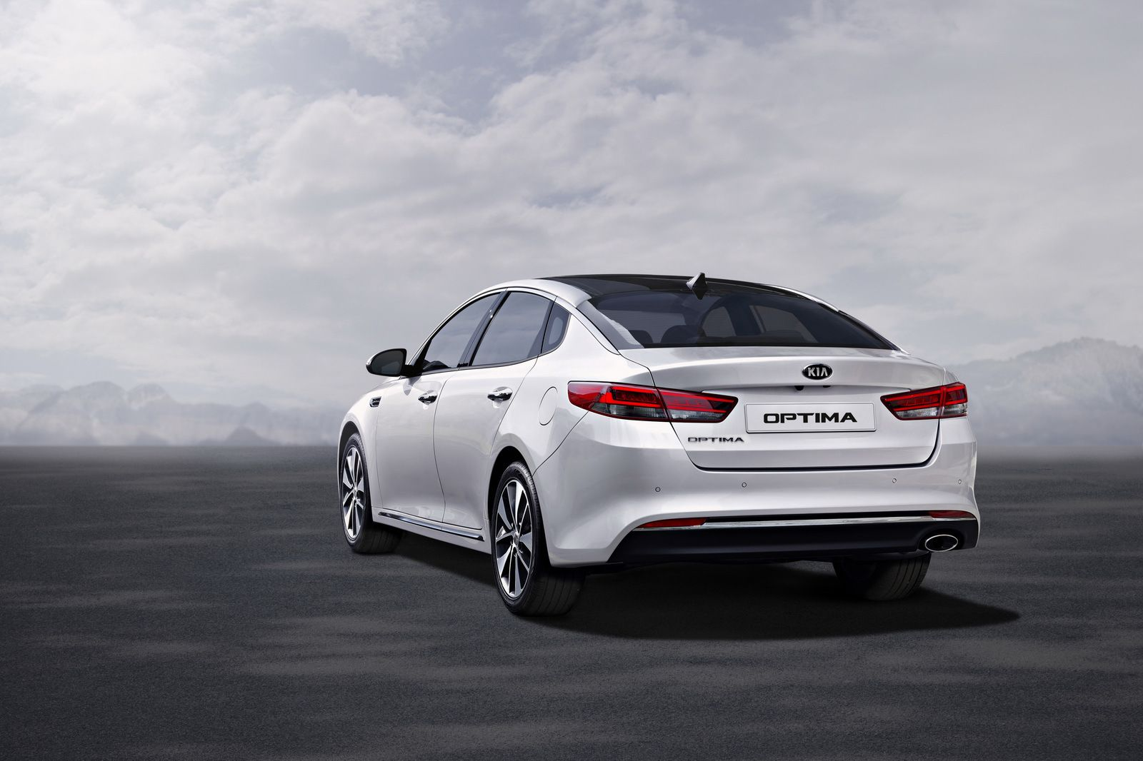 Kia Optima Tf 2016 Full service manual