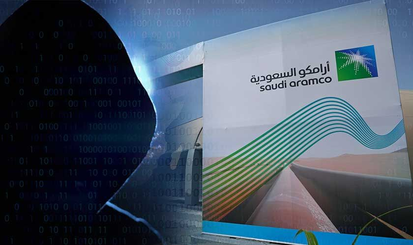 Sharp Rise In Cyberattacks On Saudi Aramco Cyber Security Security