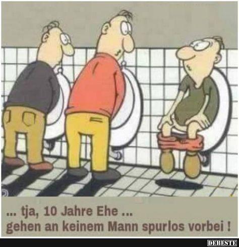 Tja 10 Jahre Ehe Lustige Bilder Spruche Witze Echt Lustig