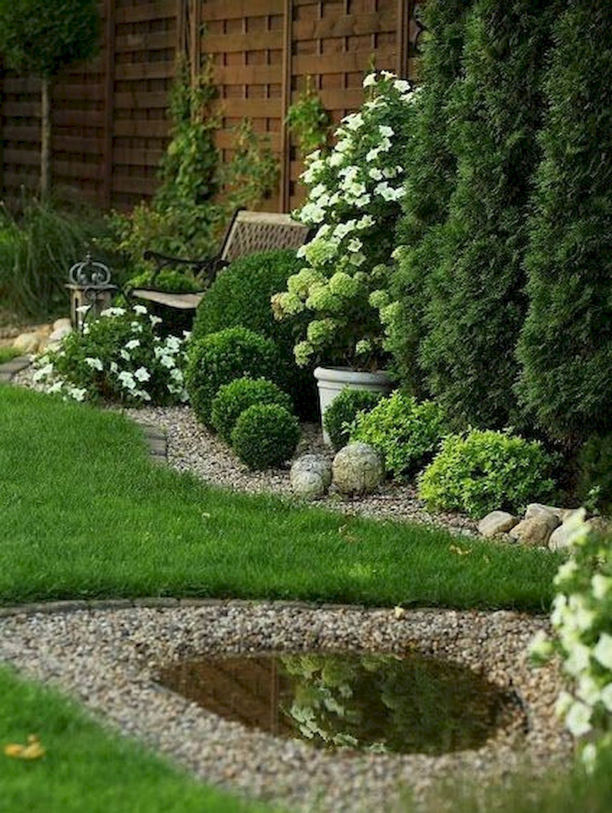 60 beautiful front yards and backyard evergreen garden on front yard landscaping ideas id=53050