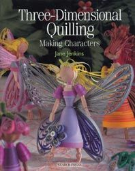 Three-Dimensional Quilling