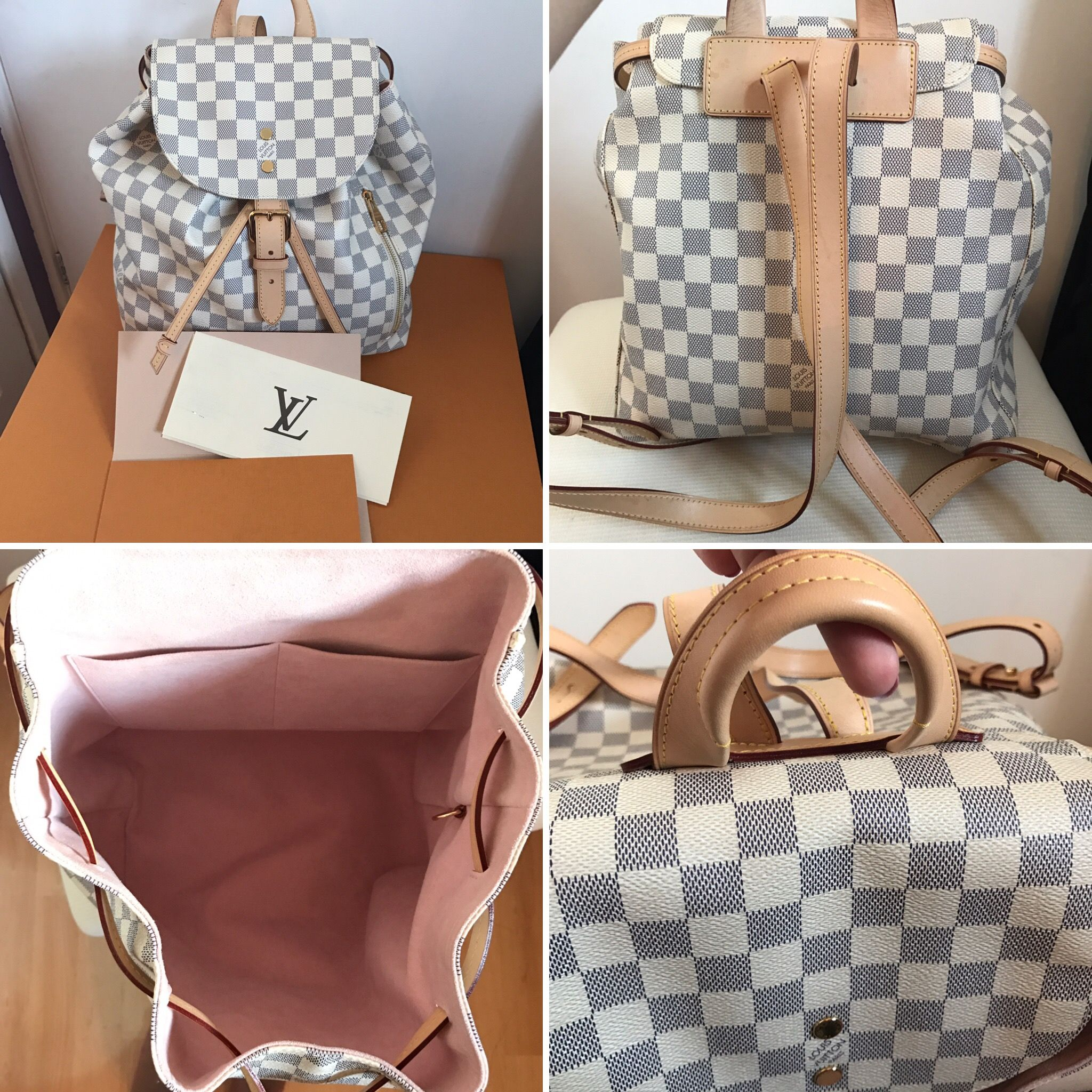 Louis Vuitton sperone backpack Depop jayt1988  3c336b46a5df7