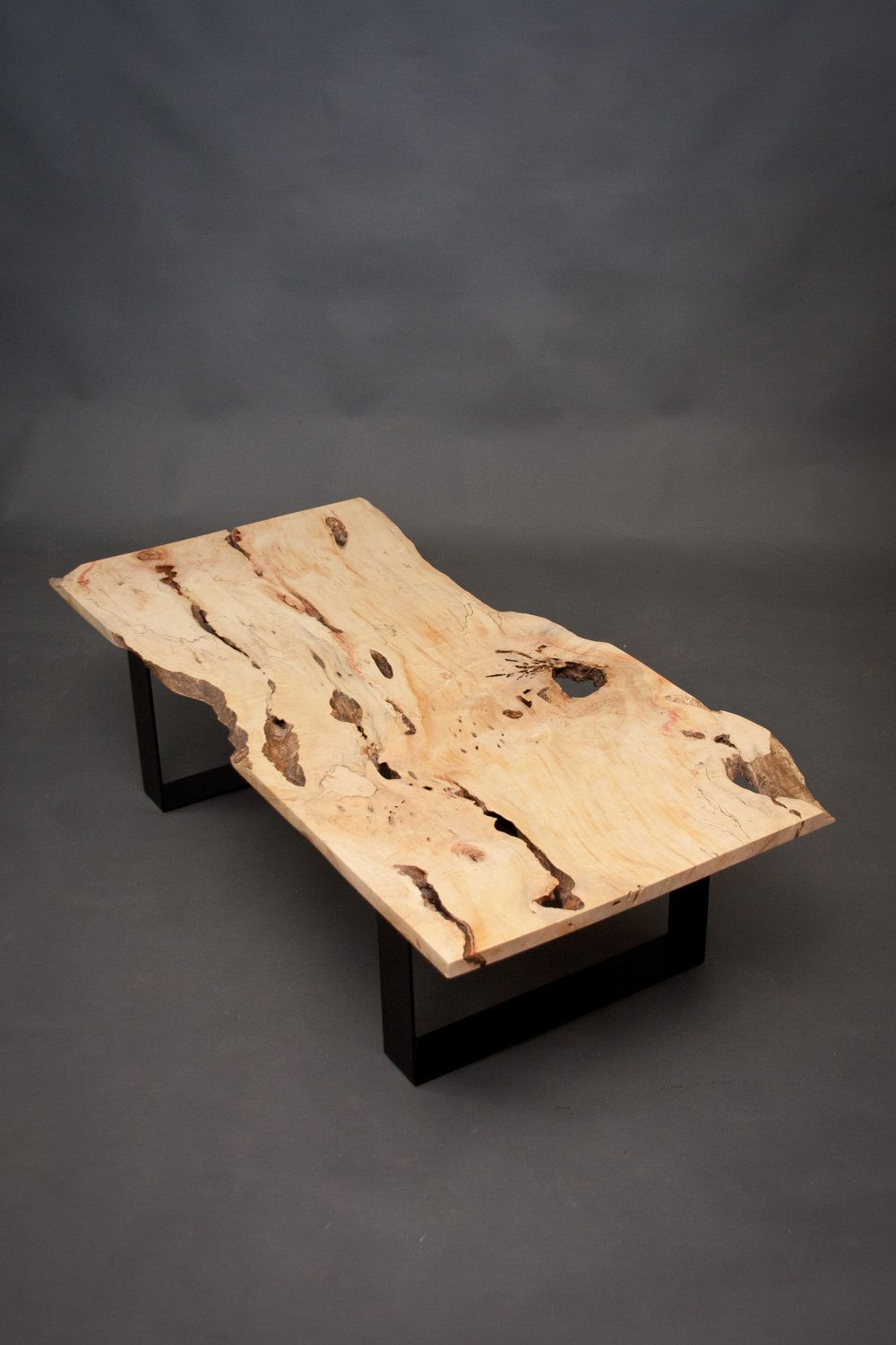 Box Elder Wood Coffee Table
