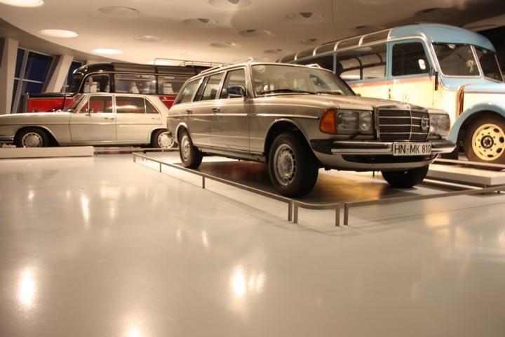 Exponate Aus Dem Mercedes Benz Museum In Stuttgart 14 Gesammelte Werke Neuwagen Mercedes Benz Gebrauchtwagen