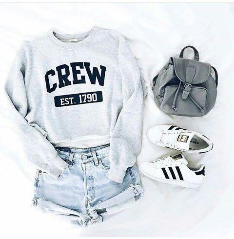 imagem de moda, adidas e stile