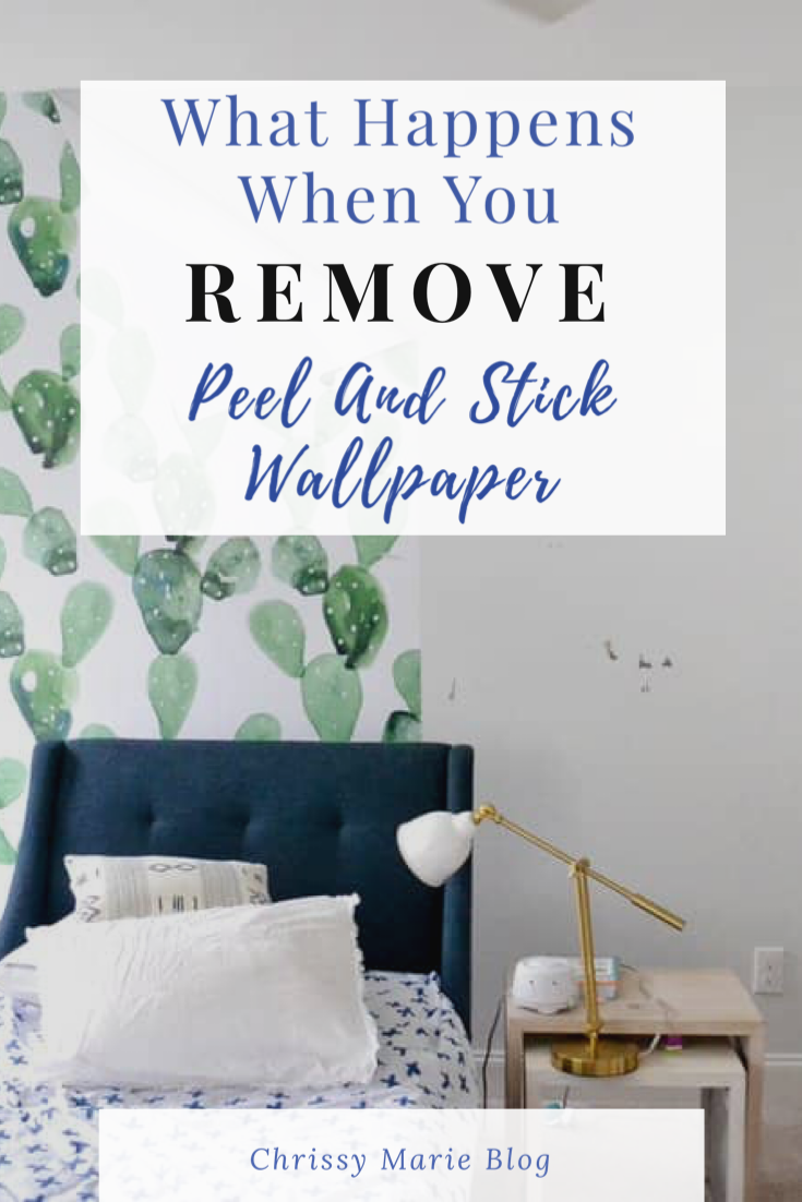 Does Removable Wallpaper Damage Paint Blue And White Living Room White Kids Room White Home Decor