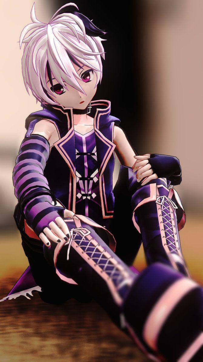 Image result for v4 flower Vocaloid, Cute anime