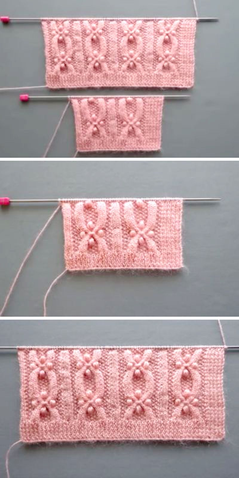 Free Knit Tutorials and Patterns