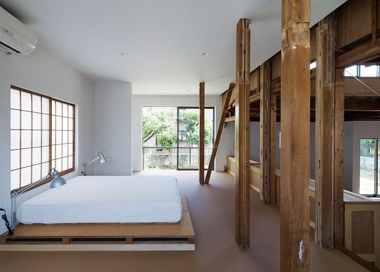 Wall less house home kit pinterest arquitectura interiores