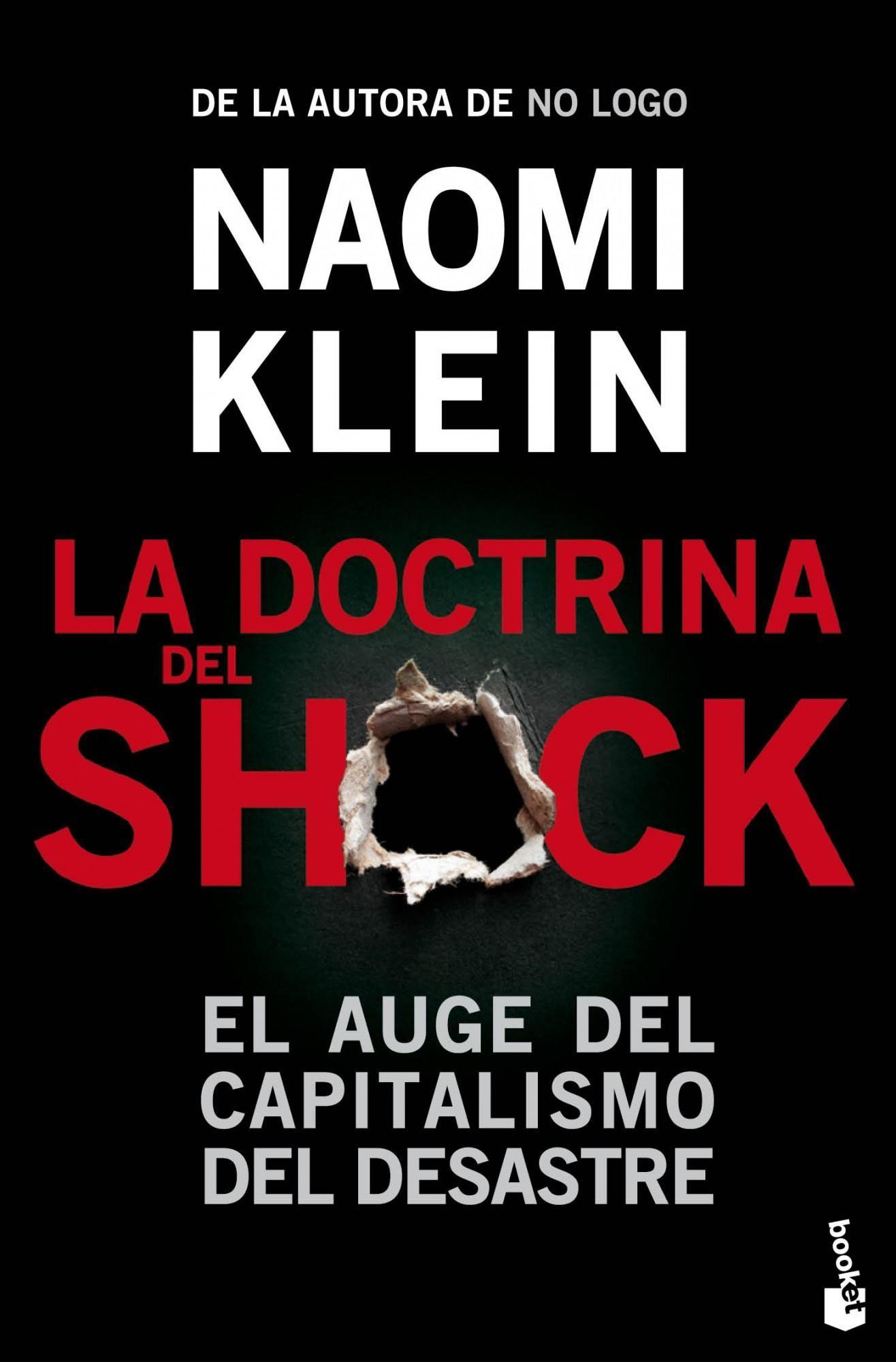 La doctrina del shock : el auge del capitalismo del desastre / Naomi Klein Edición1ª ed. en colección Booket PublicaciónBarcelona : Paidós, 2012