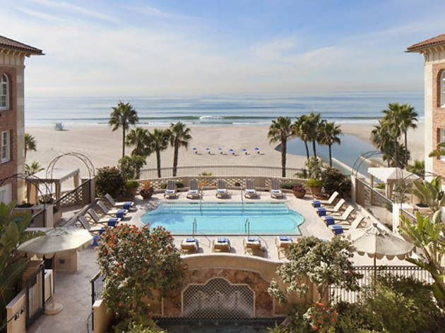 Looking For A Beachfront Hotel From Malibu To Manhattan Beach Here Are The Best