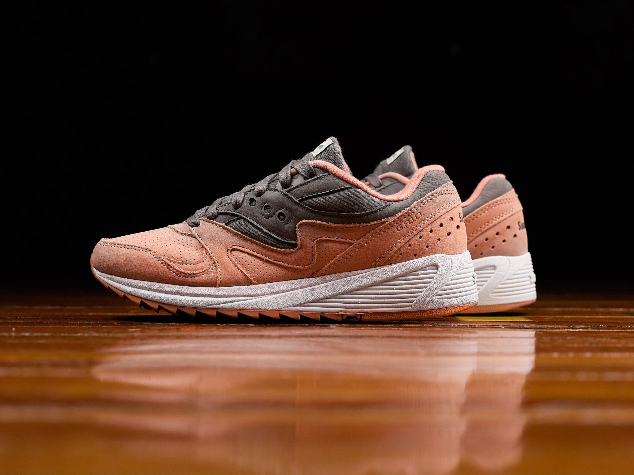 Men's Saucony Grid 8000 'Salmon' [S70303 3] | Saucony