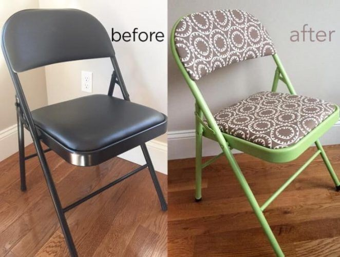 10 Excellent Furniture Makeover DIYs is part of Diy chair makeover - 1  DIY Side table That little cabinet looks fantastic  Woah! That cabinet is all kinds of insane, but I love it hope you also like it  Found it HERE 1 DIY TV stand makeover Give your old TV stand…