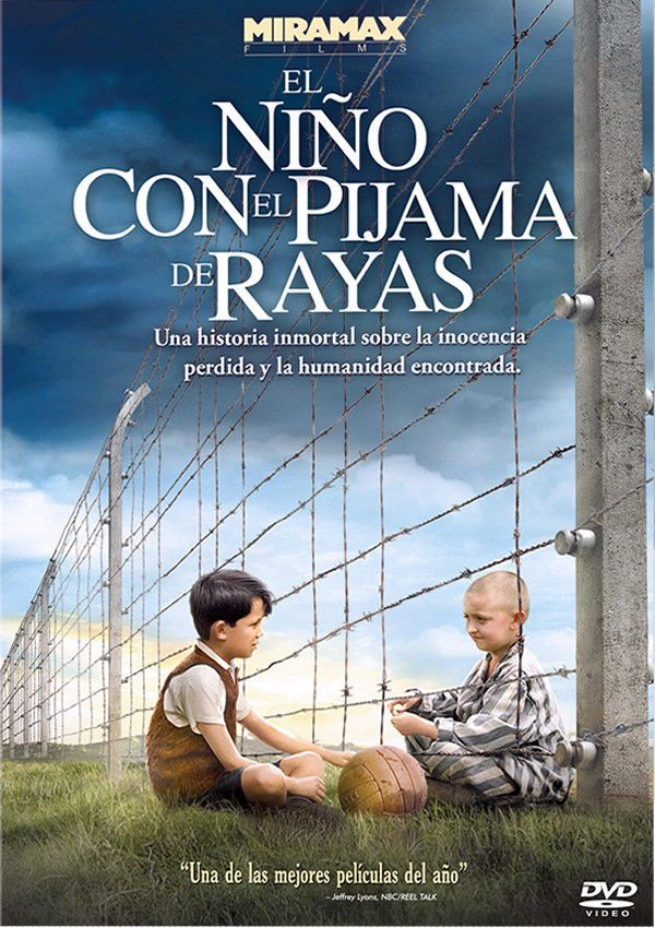 El Nino Con El Pijama De Rayas Dvd Peliculas Peliculas Cine Posters Peliculas