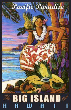 Pacific Paradise ~ Big Island, Hawaii