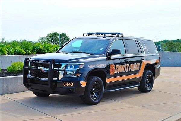 Current New Castle County Pd Livery Police Cars Emergency Vehicles Police Patrol