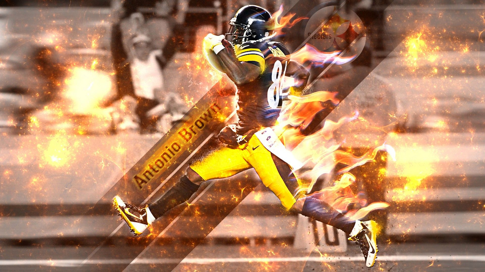 Nfl Wallpapers Nfl Fantasy Football Steelers Country Pittsburgh Steelers Players