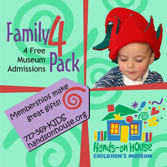 December 6th Holiday Giveaway Blitz HandsOn House