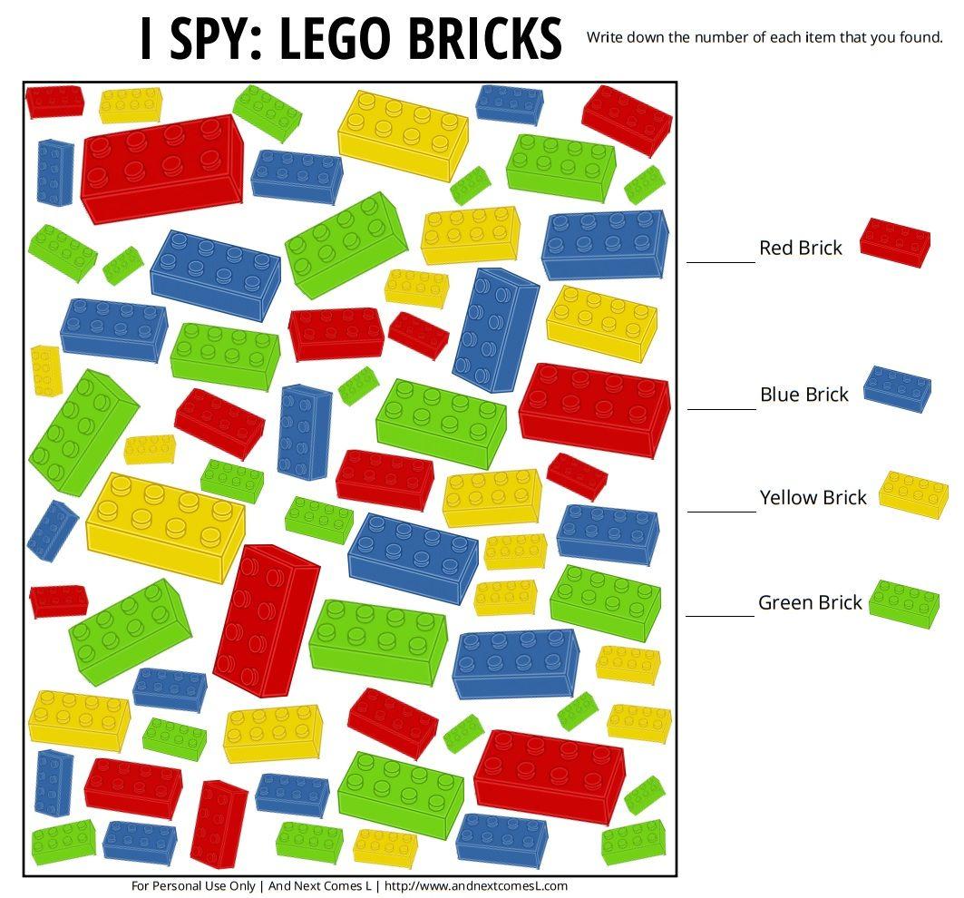 Pin Von Lynn Auf Games I Spy