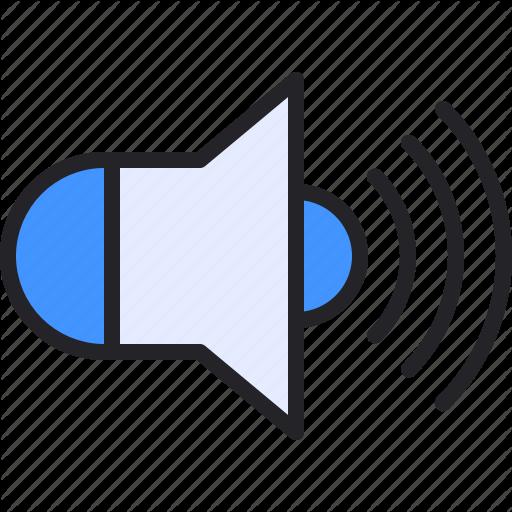Audio Interface Sound Speaker Volume Icon Download On Iconfinder Interface Icon Line Icon