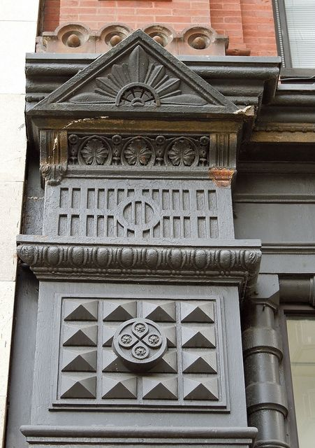 Architectural Detail 1 Astor Place At Broadway New York Architecture Details Victorian Homes Architecture Exterior