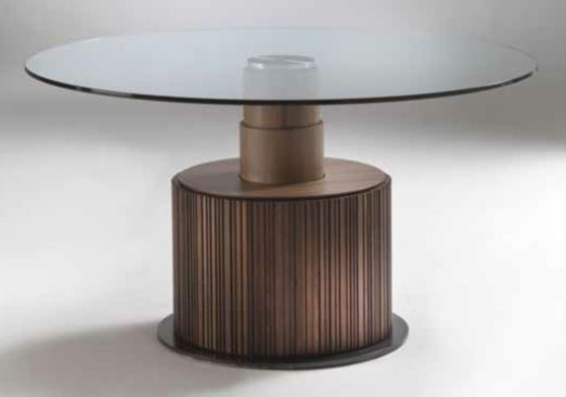 Porada Lift Height Adjustable Coffee Table With Base In Solid Canaletta Walnut And Tempered Glass Top Thickness Mm 12 The Hei Adjustable Coffee Table Adjustable Height Coffee Table Coffee Table Design